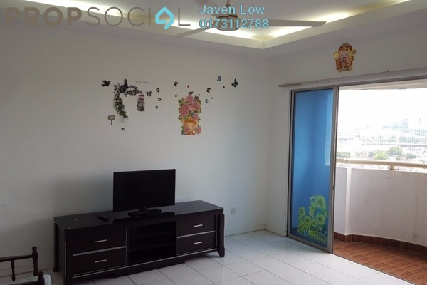 For Rent Condominium at BAM Villa, Cheras Freehold Semi Furnished 3R/2B 1.5k