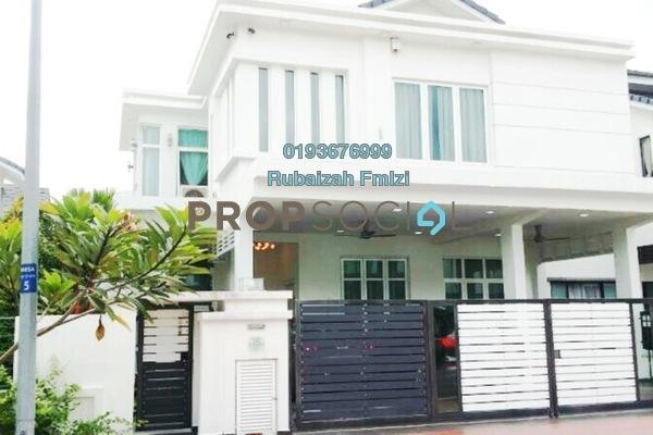 For Sale Semi-Detached at D'Kayangan, Shah Alam Freehold Semi Furnished 7R/4B 1.8m
