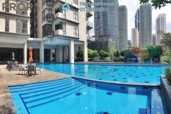 For Sale Condominium at Suria Stonor, KLCC Freehold Semi Furnished 4R/4B 2.6m