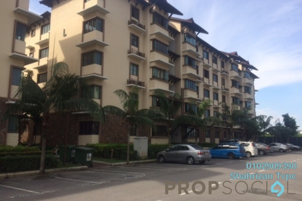 For Sale Serviced Residence at Desa Idaman Residences, Puchong Freehold Semi Furnished 3R/2B 419k
