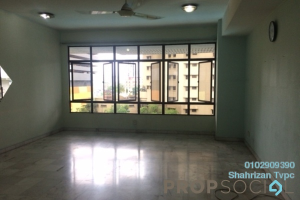 For Sale Condominium at Villa Putera, Putra Freehold Semi Furnished 1R/1B 500k