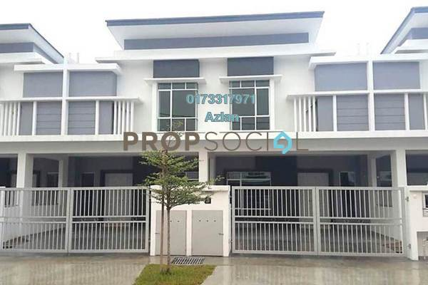 For Sale Terrace at Casa Lagenda, Hulu Langat Freehold Unfurnished 4R/3B 565k
