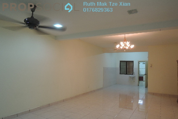 For Sale Terrace at Puchong Hartamas, Puchong Freehold Semi Furnished 4R/3B 750k