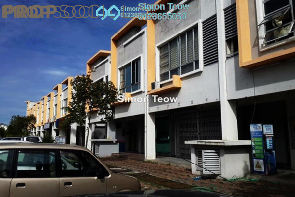 For Sale Shop at PP 2, Taman Putra Prima Freehold Semi Furnished 0R/0B 998k