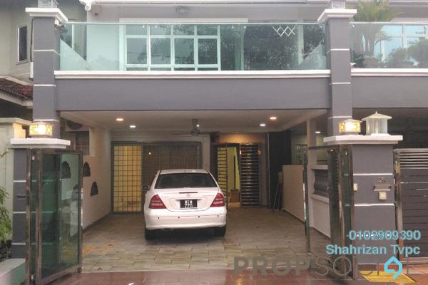 For Sale Terrace at Taman Desa Serdang, Seri Kembangan Freehold Fully Furnished 3R/3B 650k