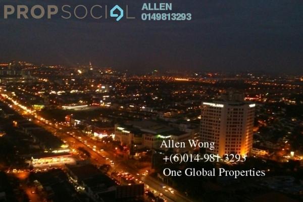 For Rent Condominium at Taman Johor Jaya, Johor Bahru Freehold Fully Furnished 0R/1B 1.7k