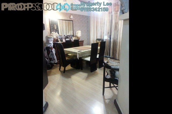 For Rent Condominium at Villa Wangsamas, Wangsa Maju Freehold Fully Furnished 3R/2B 2k