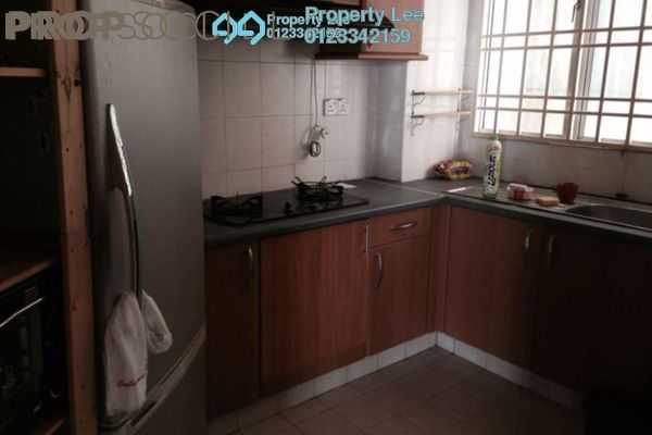 For Sale Condominium at Villa Wangsamas, Wangsa Maju Freehold Fully Furnished 3R/3B 520k
