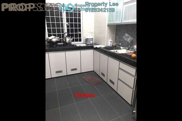 For Rent Apartment at Puncak Baiduri, Cheras South Freehold Semi Furnished 3R/2B 1k