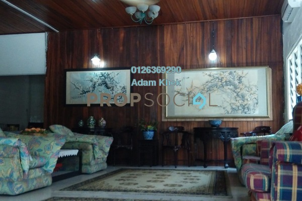For Sale Bungalow at SS3, Kelana Jaya Freehold Semi Furnished 5R/4B 4m