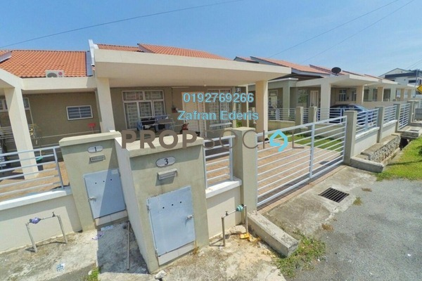For Sale Terrace at Iris Garden 2, Bandar Saujana Putra Leasehold Unfurnished 4R/2B 470k