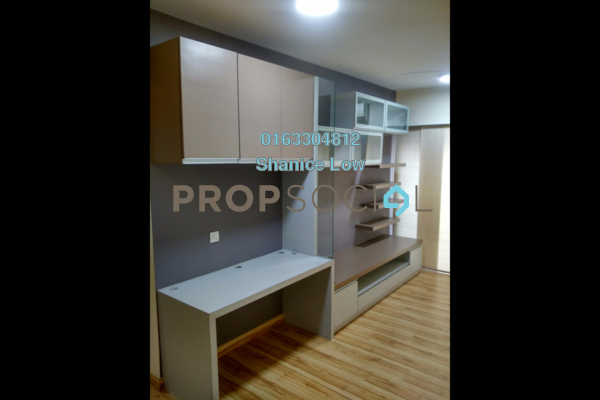 For Rent Condominium at Plaza Medan Putra, Bandar Menjalara Freehold Semi Furnished 3R/2B 1.7k