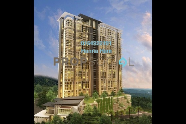 For Sale Condominium at Setia Pinnacle, Sungai Ara Freehold Unfurnished 3R/2B 750k
