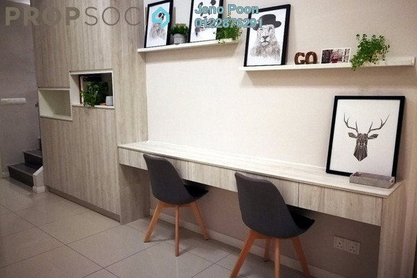 For Rent Condominium at Icon City, Petaling Jaya Freehold Fully Furnished 1R/1B 3.3k
