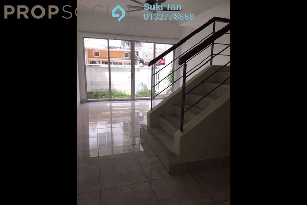 For Sale Townhouse at KiPark Sri Utara, Jalan Ipoh Freehold Semi Furnished 3R/3B 630k