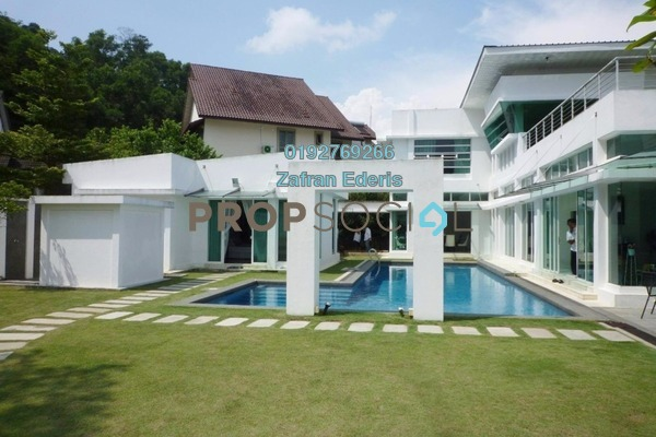 For Sale Bungalow at TAR Villas, Ampang Freehold Semi Furnished 6R/6B 4.9m