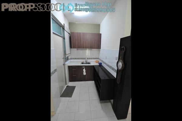 For Rent Condominium at Metropolitan Square, Damansara Perdana Leasehold Semi Furnished 3R/2B 1.9k