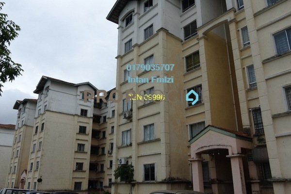 For Sale Apartment at Bandar Puncak Alam, Kuala Selangor Freehold Unfurnished 3R/2B 155k