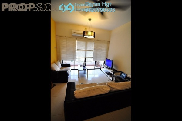 For Rent Condominium at Pelangi Utama, Bandar Utama Leasehold Fully Furnished 3R/2B 2.3k