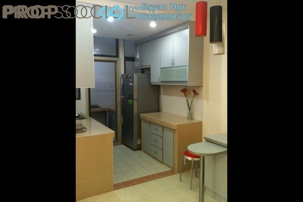 For Rent Condominium at Pelangi Utama, Bandar Utama Leasehold Fully Furnished 3R/2B 1.9k