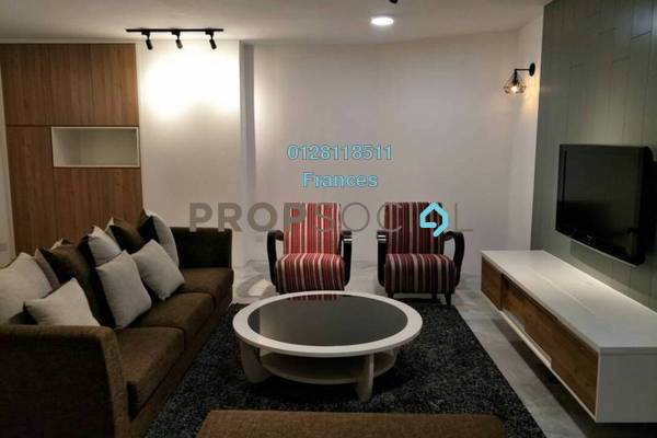 For Rent Condominium at Menara Bangsar, Bangsar Freehold Fully Furnished 3R/3B 6.5k