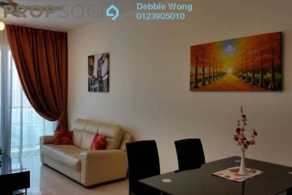 For Rent Condominium at Solaris Dutamas, Dutamas Freehold Fully Furnished 2R/2B 4.35k