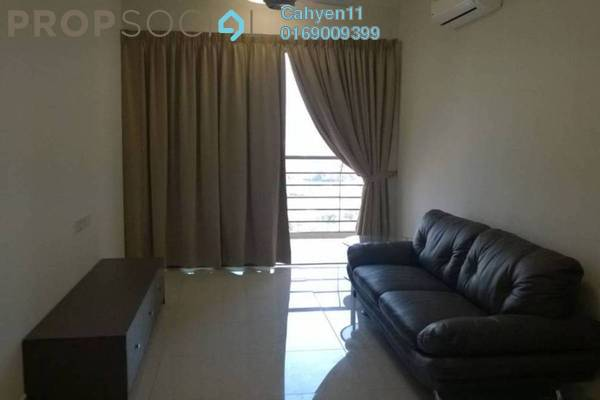 For Rent Condominium at Senza Residence, Bandar Sunway Freehold Fully Furnished 3R/2B 3k