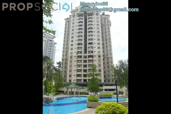 For Sale Condominium at Robson Condominium, Seputeh Freehold Semi Furnished 3R/2B 780k