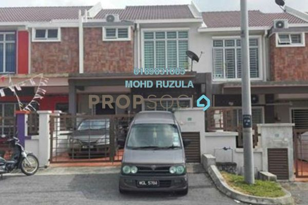For Sale Terrace at Bandar Tasik Kesuma, Semenyih Freehold Unfurnished 4R/3B 580k