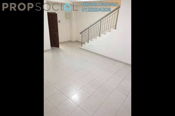 For Sale Terrace at Aman Putri, Sungai Buloh Freehold Unfurnished 4R/3B 545k