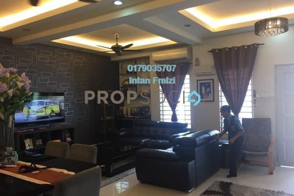 For Sale Terrace at Bandar Saujana Utama, Sungai Buloh Freehold Semi Furnished 4R/3B 510k