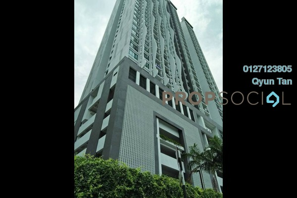 For Rent Apartment at Greenfield Regency, Skudai Freehold Fully Furnished 2R/2B 1.6k