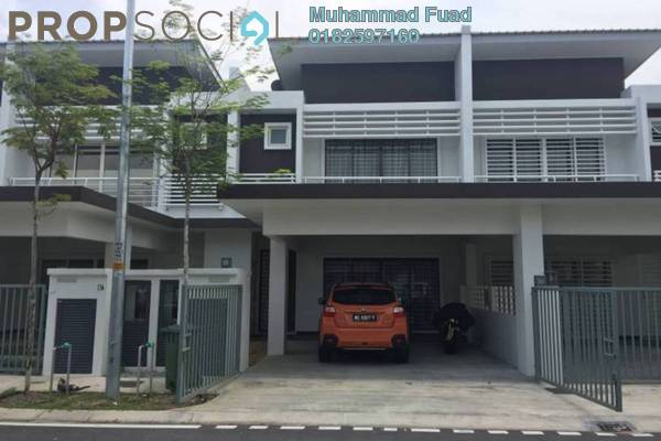 For Sale Terrace at Azalea, Nilai Impian Freehold Fully Furnished 4R/4B 740k