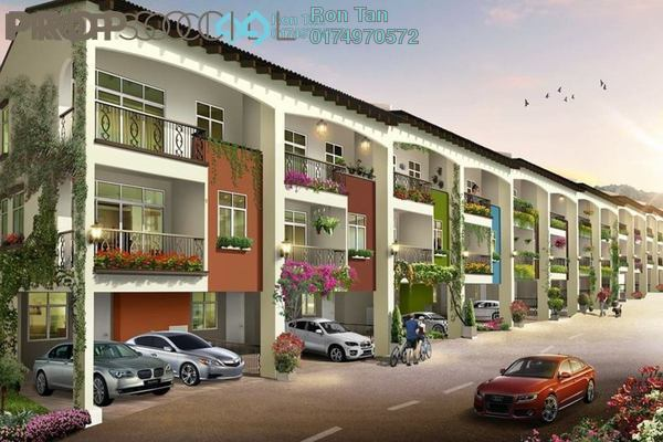For Sale Link at Sierra Pinang, Balik Pulau Freehold Unfurnished 4R/3B 659k