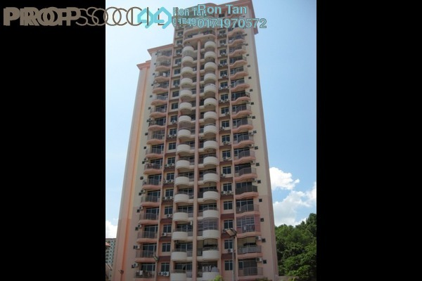 For Sale Condominium at Mutiara View, Gelugor Freehold Semi Furnished 3R/2B 700k