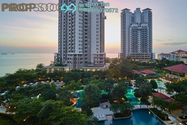 For Sale Condominium at Quayside, Seri Tanjung Pinang Freehold Semi Furnished 3R/5B 3.8m