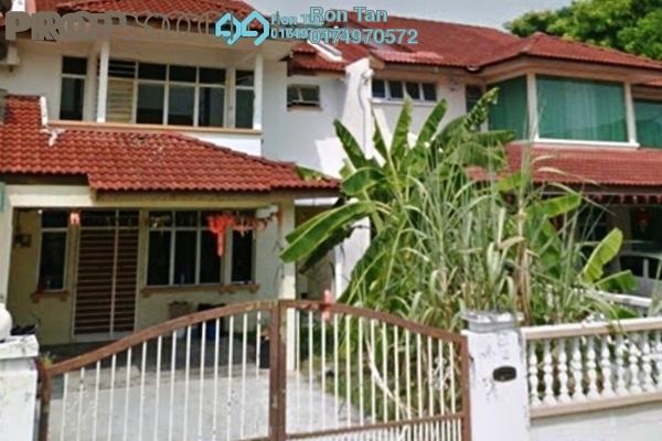 For Sale Terrace at Taman Sri Mewah Indah, Batu Maung Freehold Unfurnished 4R/3B 1.6m