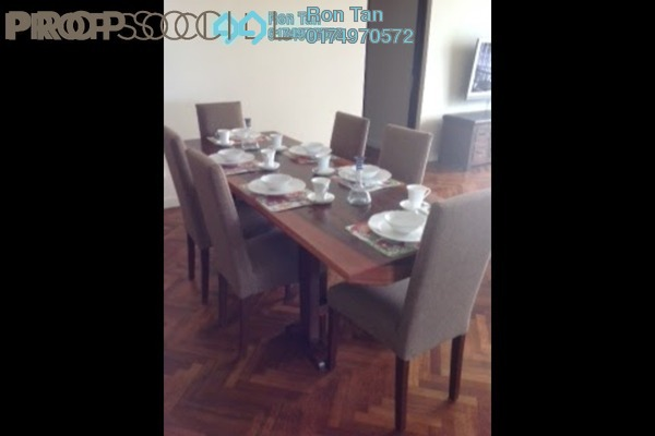 For Rent Condominium at Quayside, Seri Tanjung Pinang Freehold Fully Furnished 1R/2B 4k