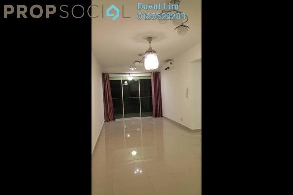 For Sale Condominium at Kiara Residence 2, Bukit Jalil Freehold Fully Furnished 3R/2B 650k