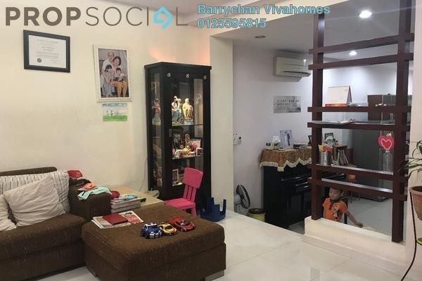 For Sale Terrace at Taman Megah, Kelana Jaya Freehold Semi Furnished 4R/3B 1.1m