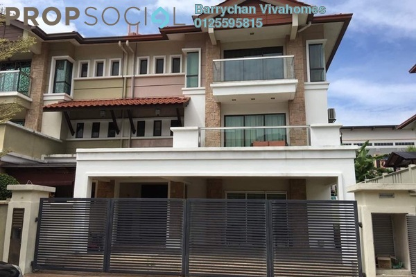 For Sale Bungalow at The Peak, Cheras South Freehold Fully Furnished 5R/5B 2.8m