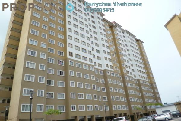 For Sale Condominium at Putra Suria Residence, Bandar Sri Permaisuri Freehold Semi Furnished 3R/2B 400k
