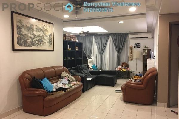 For Sale Condominium at Palm Spring, Kota Damansara Freehold Semi Furnished 3R/2B 470k