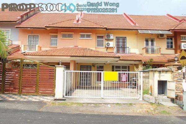 For Sale Terrace at Cheras Vista, Bandar Mahkota Cheras Freehold Unfurnished 4R/3B 550k