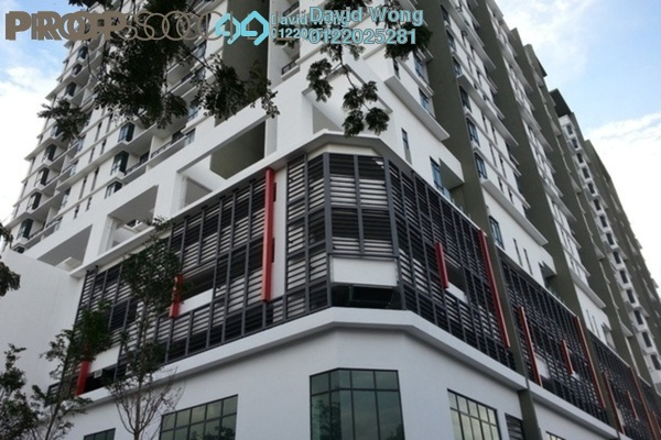 For Rent Condominium at Amaya Maluri, Cheras Freehold Fully Furnished 2R/2B 2.7k