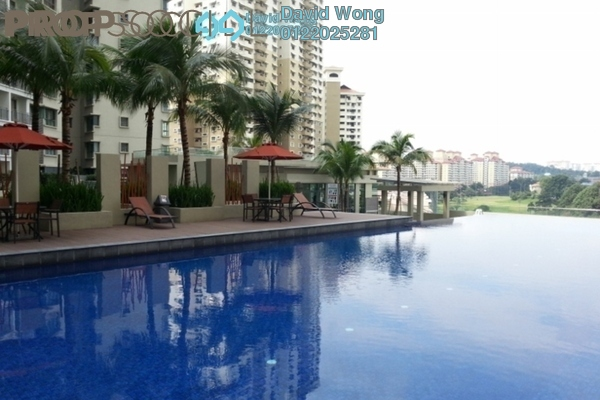 For Sale Condominium at Covillea, Bukit Jalil Freehold Semi Furnished 3R/2B 850k