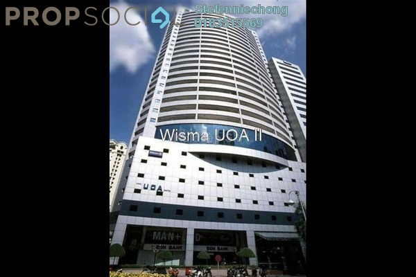 For Sale Office at Wisma Volkswagen, Bangsar Freehold Semi Furnished 0R/0B 4.65m
