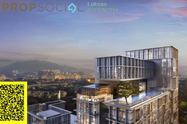 For Sale Serviced Residence at Suasana Bukit Ceylon, Bukit Ceylon Freehold Semi Furnished 2R/2B 840k
