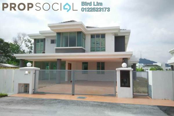 For Sale Bungalow at Taman Taynton View, Cheras Freehold Semi Furnished 6R/6B 3.84m