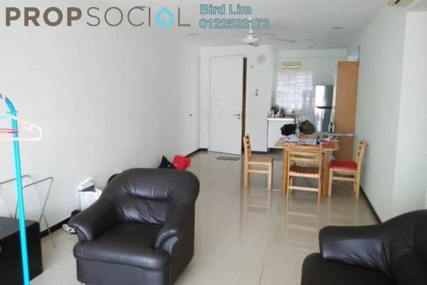 For Rent Condominium at Midfields, Sungai Besi Freehold Semi Furnished 3R/2B 1.48k
